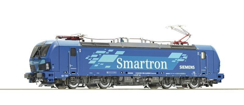 Elektrolokomotive BR 192 Smartron, Sound, DC, Spur H0