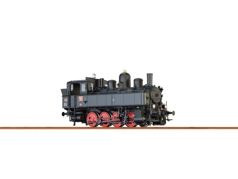 Tenderlok Reihe 178 der Wiener Lokalbahn, II, AC, Digital H0