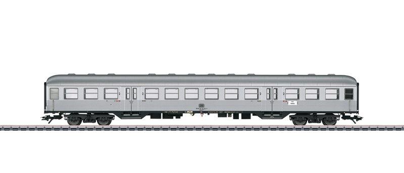 Personenwagen 2. Klasse Silberling der DB, Epoche IV, H0