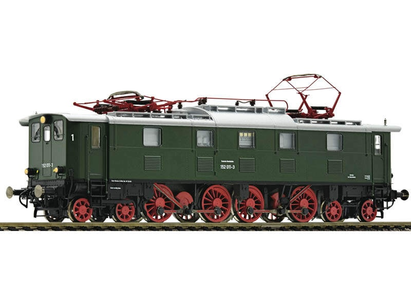 Elektrolokomotive BR 152 der DB, AC, LeoSoundLab, H0