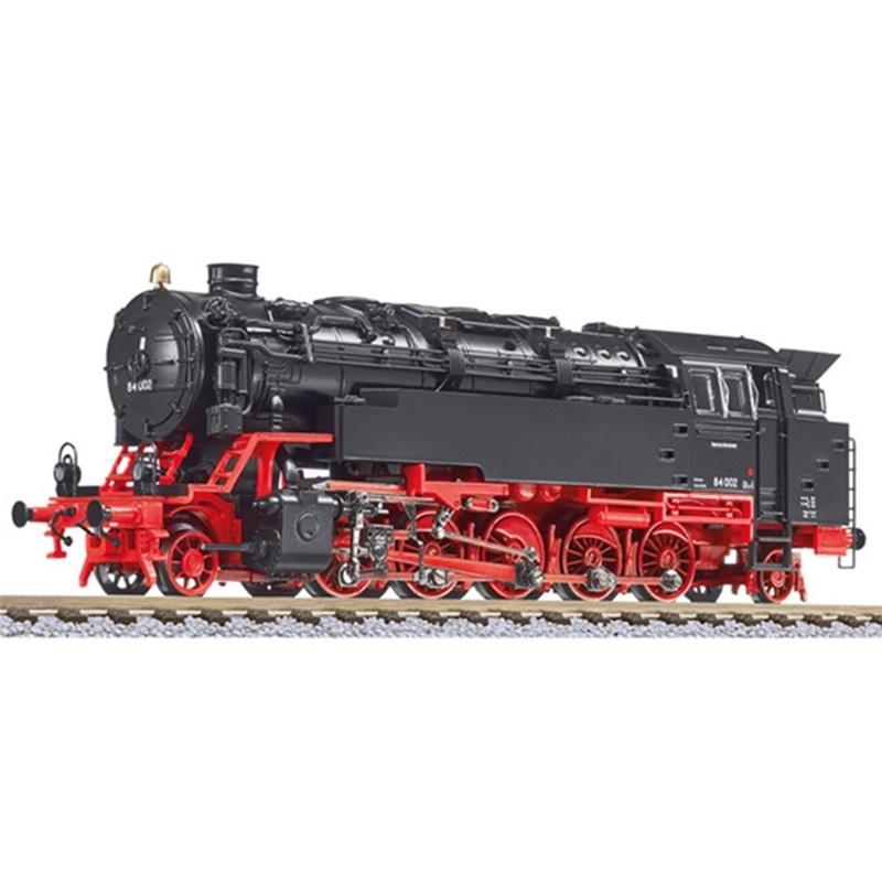 Dampflokomotive, BR 84, 84 002, DR, Epoche III, DC, H0