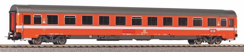 Schnellzugwagen Eurofima 2. Kl. der FS, Ep. IV, DC, Spur H0