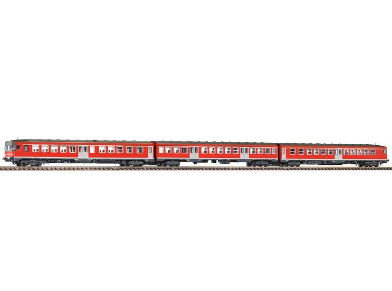 Dieseltriebwagen BR 624  der DB AG, 3-tlg, Epoche V, Spur N