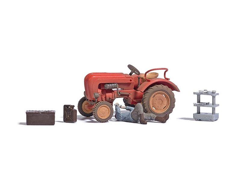 Action-Set: Traktorreparatur, Spur H0