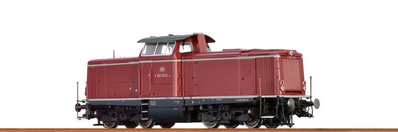 Diesellok V100.23 der DB, III, AC Digital BASIC+, H0