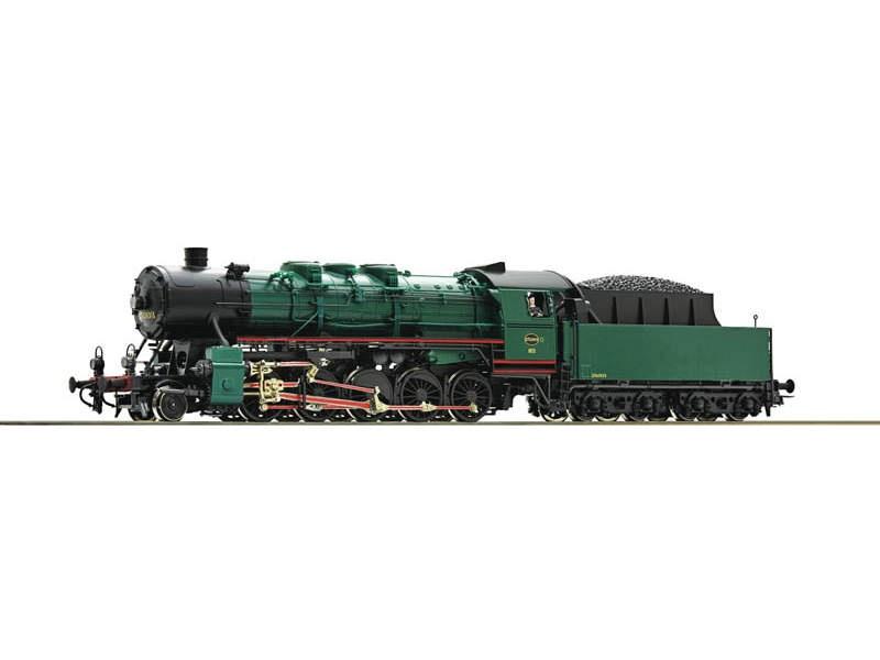Dampflokomotive Serie 25 der SNCB, Sound, DC, Spur H0
