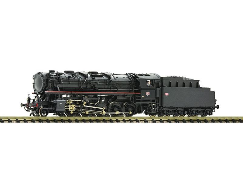 Dampflokomotive 150X der SNCF, Sound, Spur N