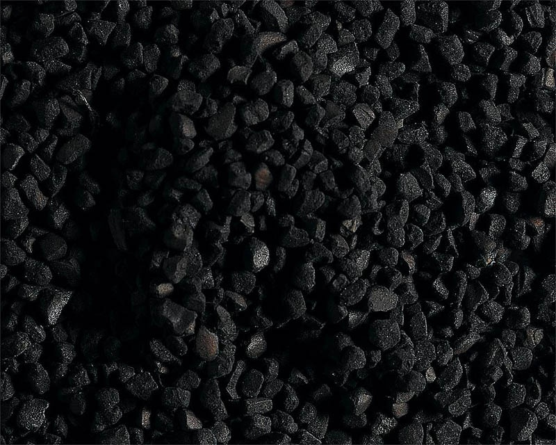 Streumaterial, Kohle, schwarz, 140 g