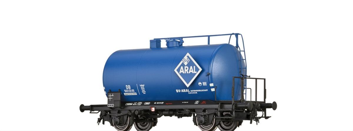 Kesselwagen Z [P] Aral der DB, DC, Spur H0
