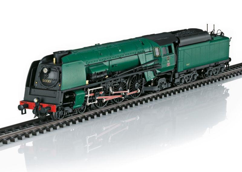 Dampflokomotive Reihe 1 der SNCB, Sound, mfx+, AC, Spur H0