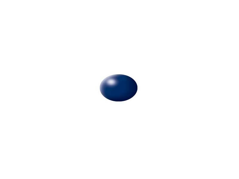 Aqua Color Lufthansa-blau, seidenmatt 18ml