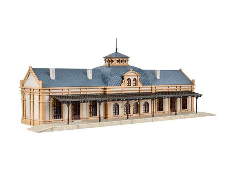 Bahnhof Altstadt, Bausatz, Spur N