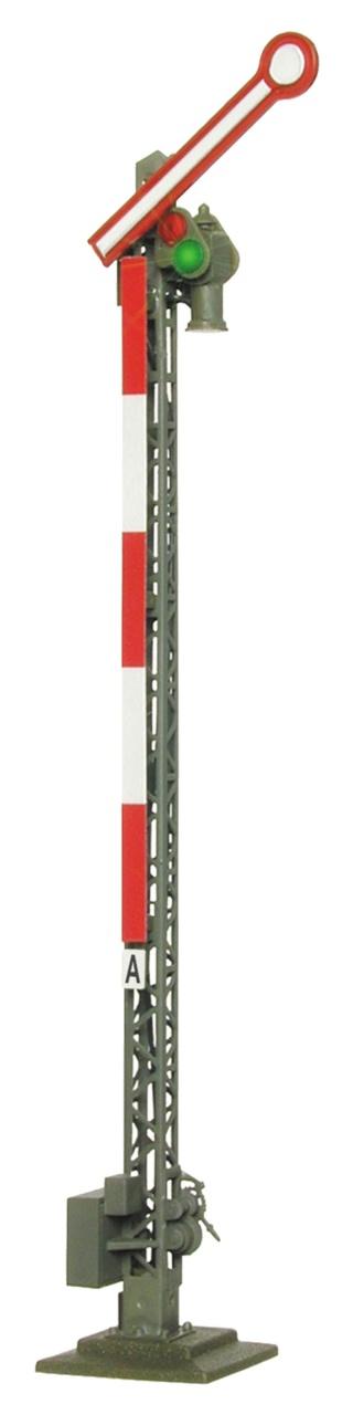 Form-Hauptsignal, einflügelig, 103 mm, Spur H0