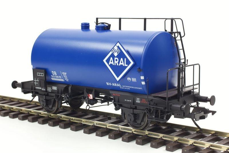 Kesselwagen ARAL der DB, Ep. III, Spur 0
