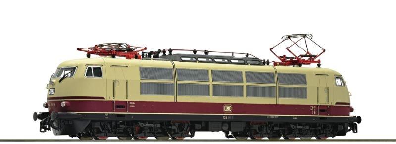 E-Lok BR 103 der DB, Epoche IV, Spur H0