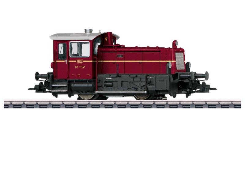 Diesellokomotive BR Köf III der DB, Sound, mfx+, AC, Spur H0