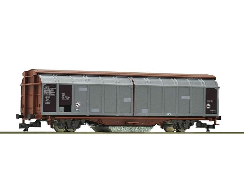 Roco Clean-Schienenreinigungswagen DR TT