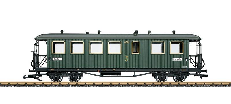 Personenwagen 2./3. Klasse, Epoche I, Spur G
