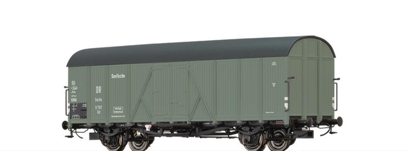 Kühlwagen Tnf Berlin DRG, II, Seefische, DC, Spur H0