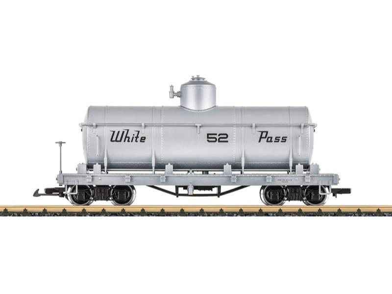 WP&Y RR Kesselwagen Spur G