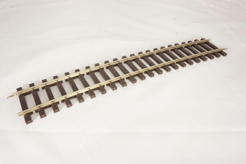 Gleis gebogen R10, 11,25°, Spur 0
