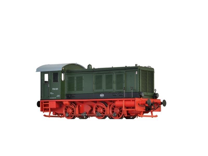 Diesellok V36 der DR, III, DC Digital EXTRA, Spur H0
