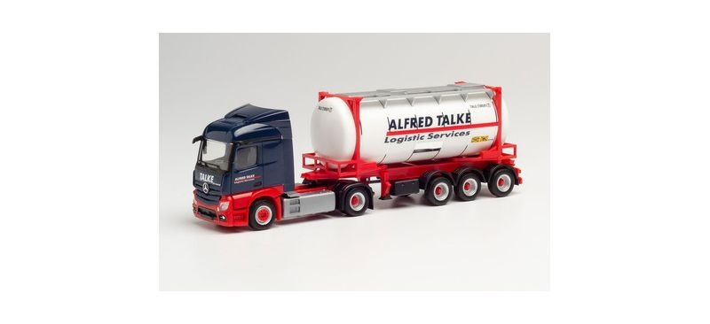 Mercedes-Benz Actros Streamspace 2.3, 1:87, H0