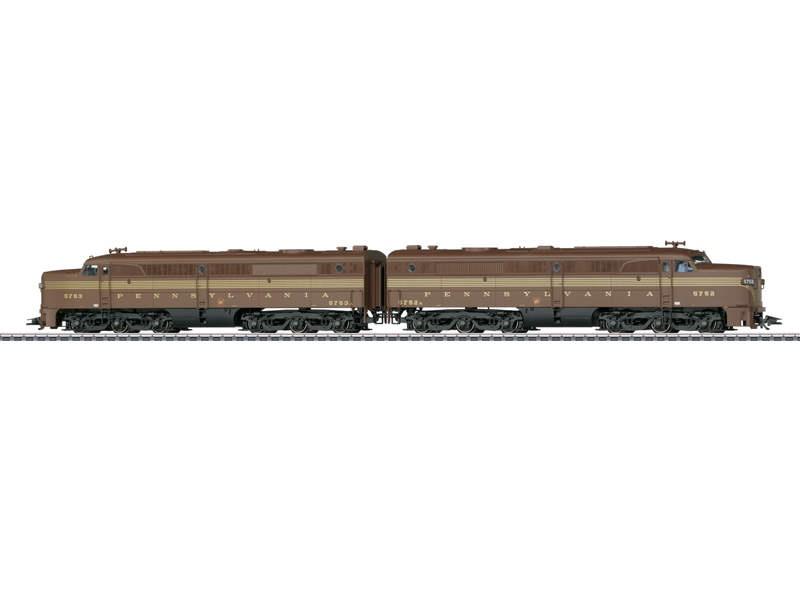 Diesellokomotive Alco PA-1 PRR Sound mfx+ H0