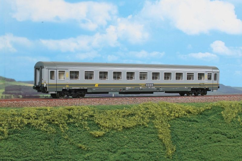 Personenwagen 2. Klasse der FS, Typ Z, Epoche V, Spur H0