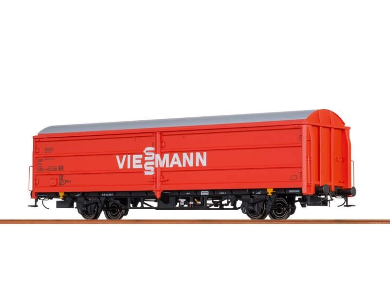Schiebewandwagen Hbis 299 der DB, V, Viessmann, H0