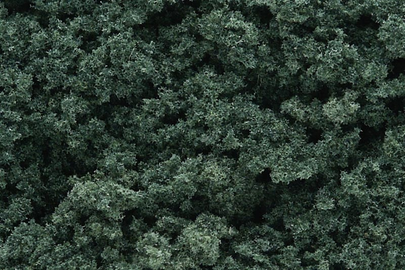 Foliage Clusters - Belaubungsflocken grob dunkelgrün, 116 g
