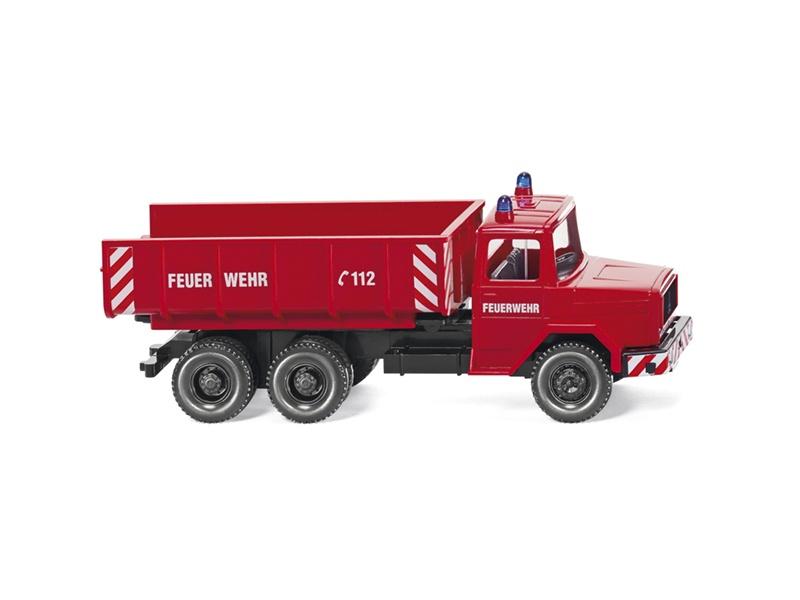 Feuerwehr - Schuttwagen (Magirus Deutz) 1:87 / H0