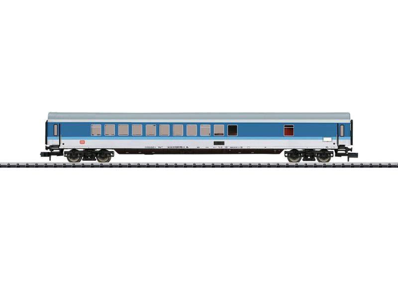 Gesellschaftswagen Interregio WGmh 854, DB, Minitrix, Spur N