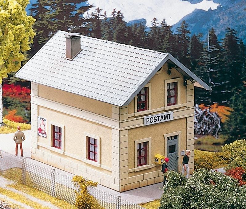 Postamt Göpplingen, Bausatz, Spur 1