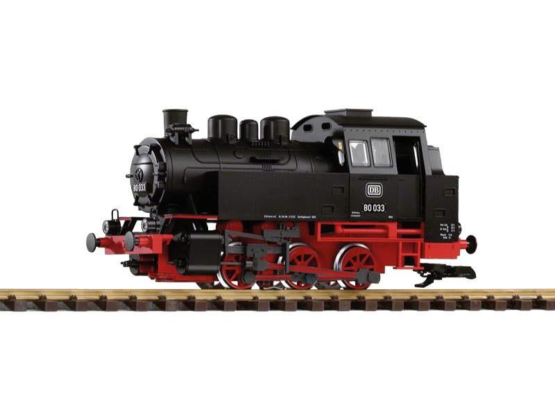 Dampflok BR 80 der DB, Epoche III, Spur G