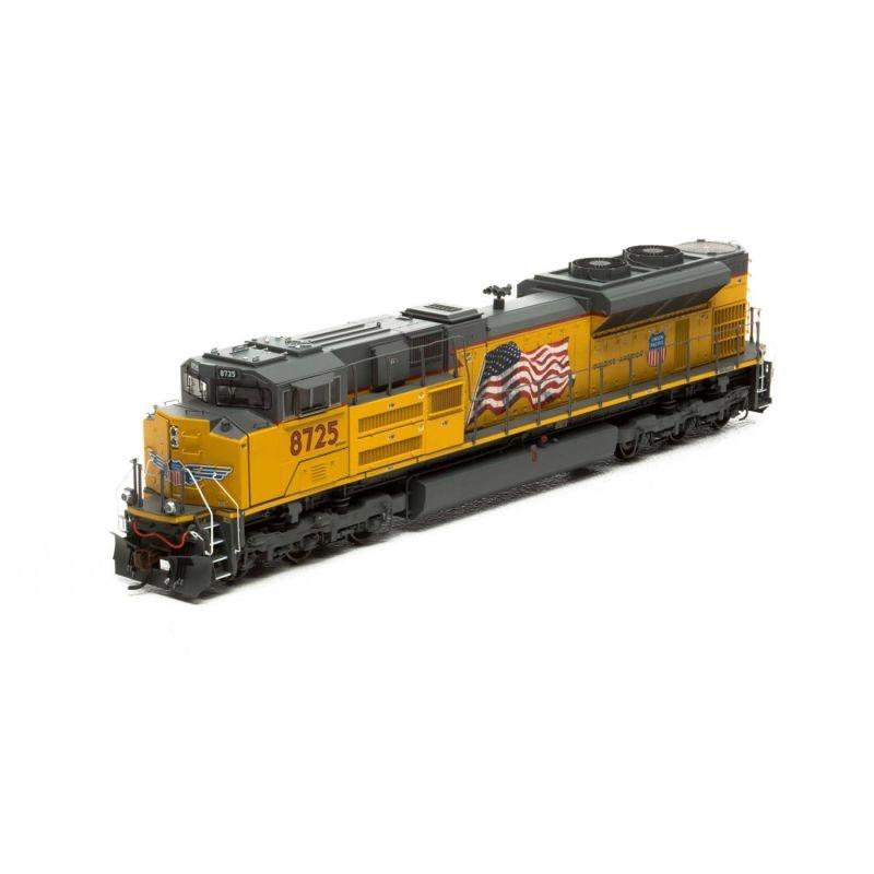 Diesellokomotive SD70ACe der UP, Spur H0