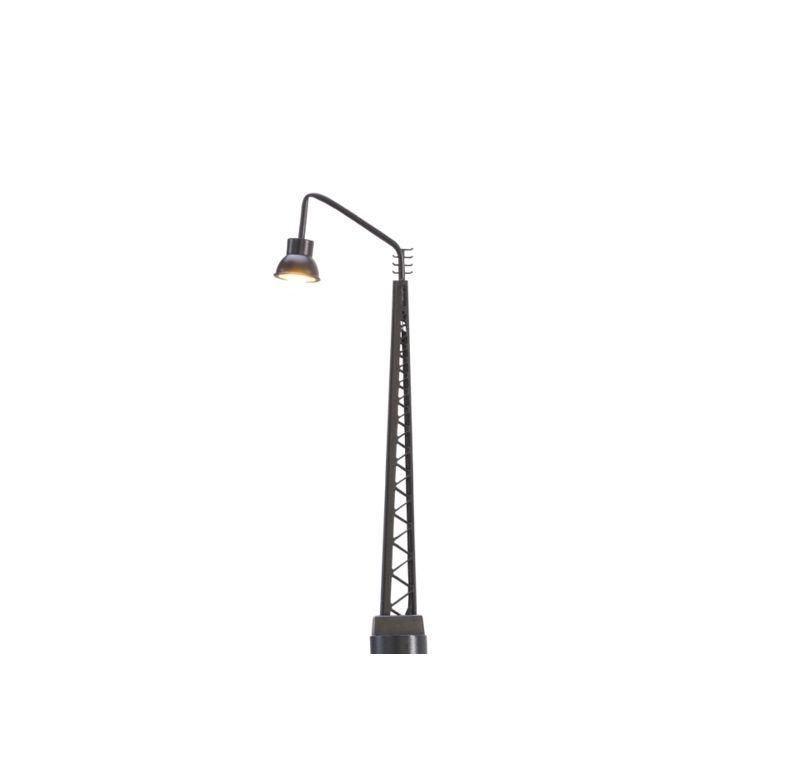 LED-Gittermastleuchte mit Stecksockel, Spur N