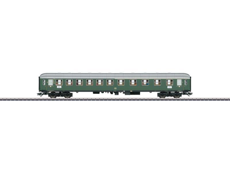 Schnellzug-Abteilwagen AB4üm-63 1./2.Kl. der DB, AC, Spur H0