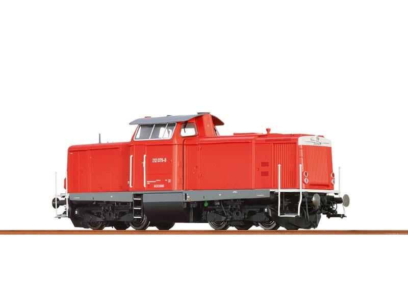 Diesellok BR 212 der DB AG, V, DC, Analog Basic+, H0