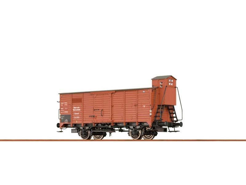 Gedeckter Güterwagen G m.Hbr. der DRG, II, DC, Spur N