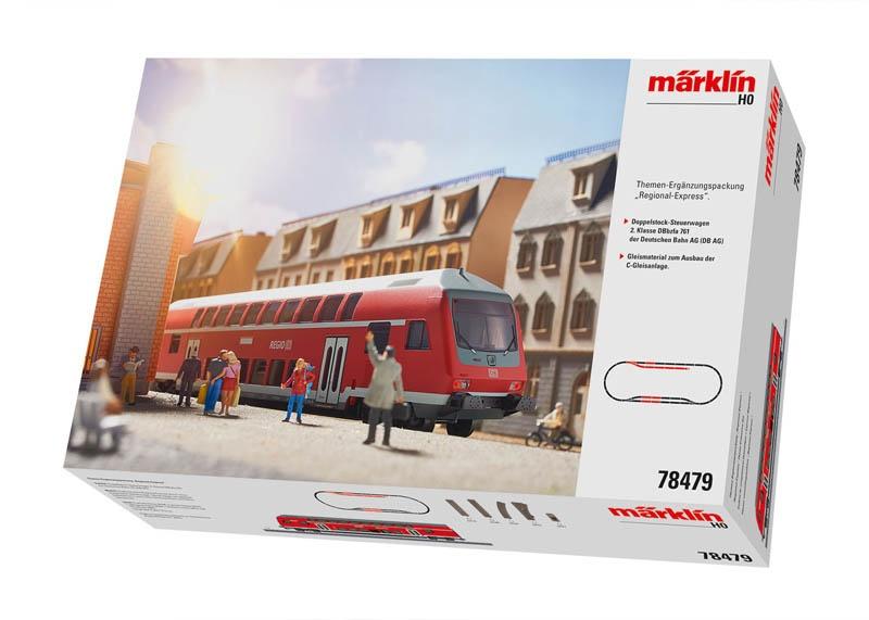 Themen-Ergänzungspackung Regional-Express DB H0