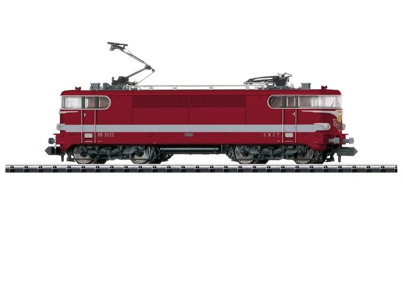 Elektrolok Serie 9200 Le Capitole der SNCF, Minitrix Spur N