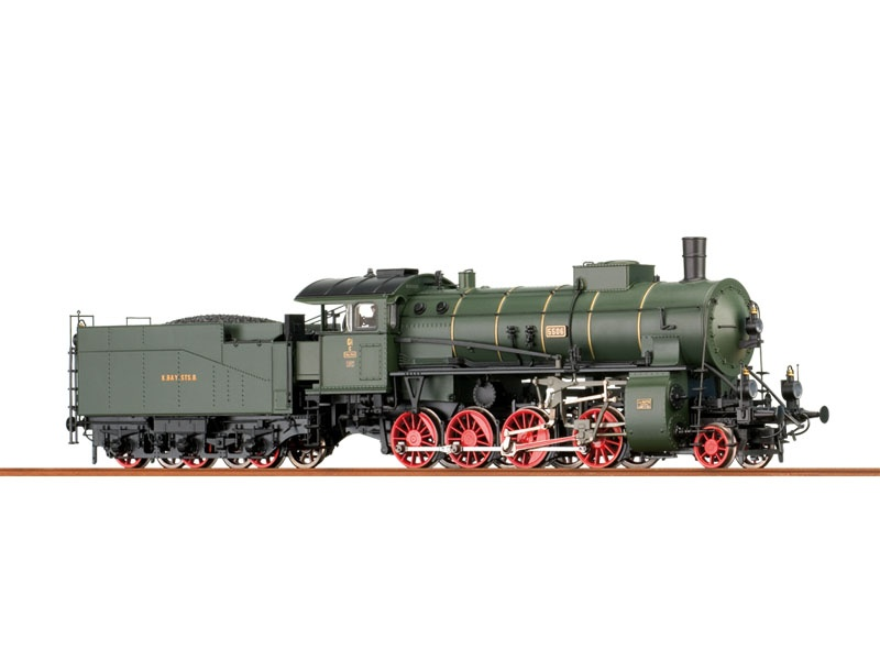 Güterzuglok G 4/5 H der K.Bay.Sts.B., I, AC, Digital, H0