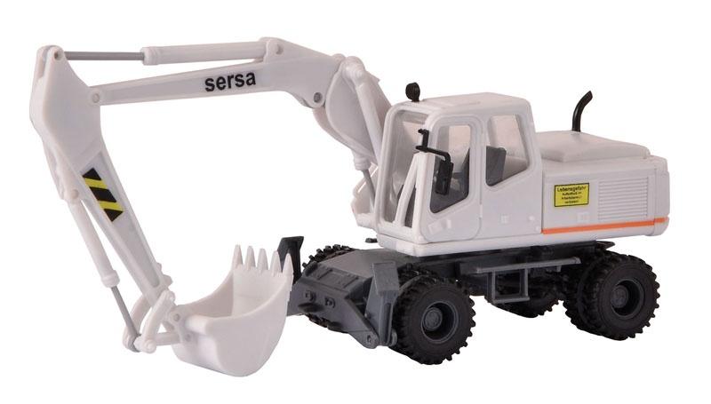 SERSA ATLAS Mobilbagger 1604, Spur H0