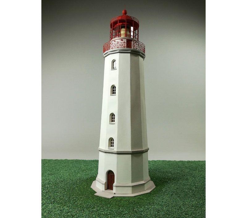 Dornbusch Leuchtturm Laser-Cut Bausatz, Spur H0