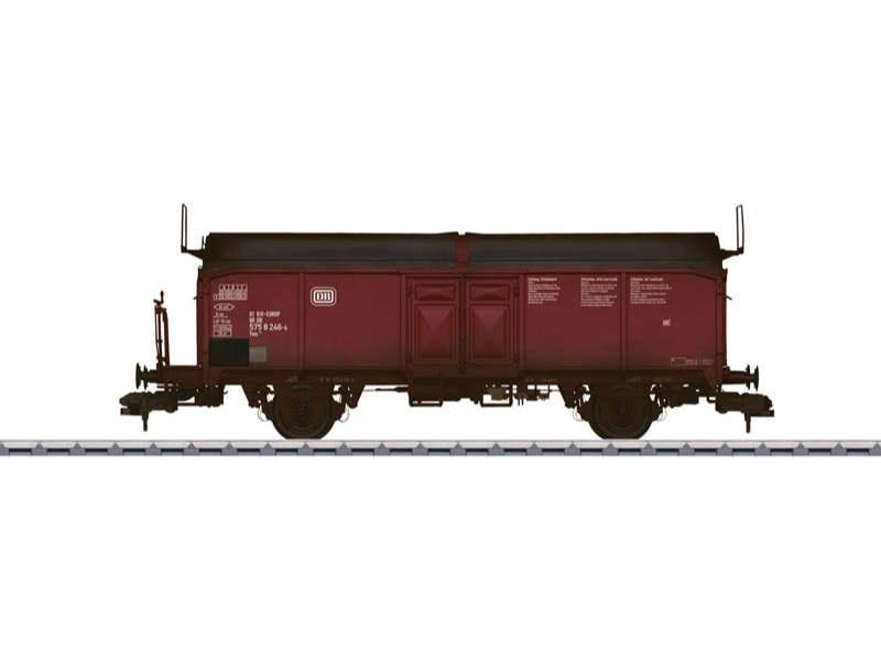 Schiebedachwagen Tms 851 DB gealtert Spur 1