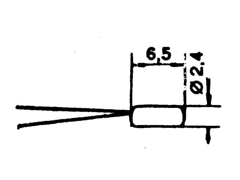 Ersatzlampenset 16V 5Stk. H0