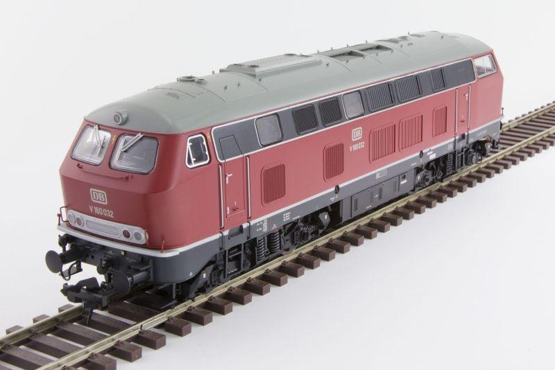 Diesellok V160 032 der DB, Epoche III, Spur 0
