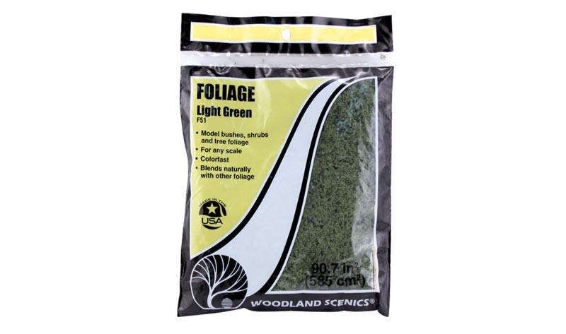 Foliage Blattwerk zur Belaubung, hellgrün