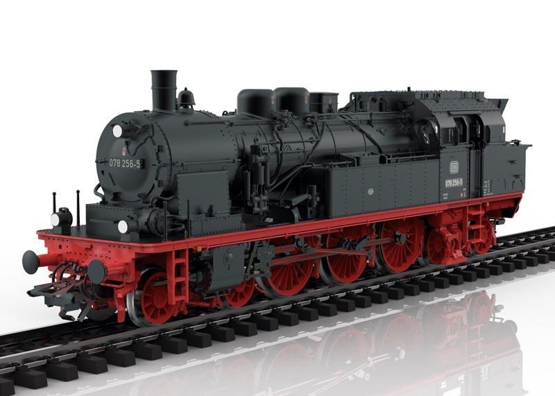 Dampflok BR 78 der DB, Sound, mfx+, DCC, AC, Spur H0